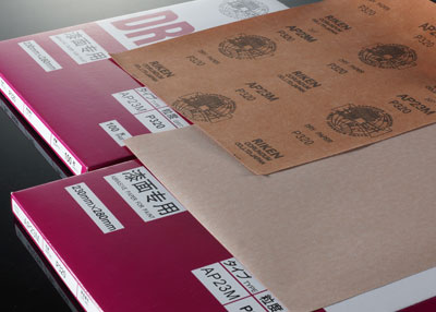 AP23M-Stearated-Abrasive-Paper-Sheet
